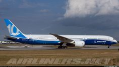 First 787-10 taxing out for its first flight at Charleston, SC. - Photo taken at Charleston - AFB / International (CHS / KCHS) in South Carolina, USA on March 31, 2017.