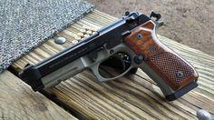 custom Beretta M9A1