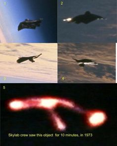 """One of the most curious stories circulating on the Internet, is the existence of an artificial satellite orbiting the planet every 15 or 20 years, known as """"the black k..."""