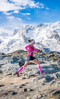 #Trailrunning Champion Elisa Desco made it 2nd at #Matterhorn ULTRAKS.