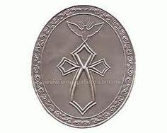 Resultado de imagen para cruces repujadas para recuerdo