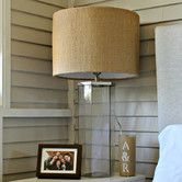 """Found it at Wayfair Supply - Colin 30"""" H Table Lamp with Drum Shade"""