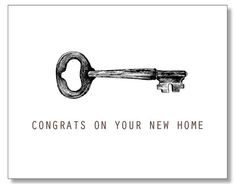 Funny New Home / First Home / Housewarming / Congratulations ...