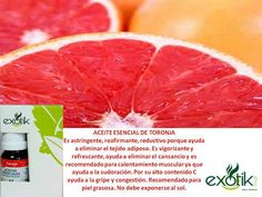 Aceite Esencial de Toronja.   Grapefruit Essential Oil