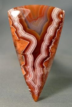 Minerals And Gemstones, Crystals Minerals, Rocks And Minerals, Stones And Crystals, Natural Gemstones, Cool Rocks, Beautiful Rocks, Mineral Stone, Crazy Lace Agate