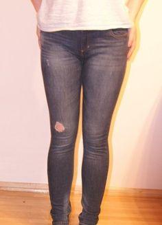 Kup mój przedmiot na #Vinted http://www.vinted.pl/kobiety/dzinsy/9822320-spodnie-rurki-jeansy-z-przetarciem