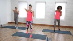 30-Minute Full-Body No-Equipment Cardio Workout To Blast Calories   Class FitSugar