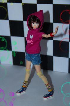 MissMomoko <Title>Colour mania!