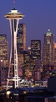 Seatle Space Needle