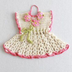 Premium Vintage Potholders [PB055] - $7.99 : Maggie Weldon, Free Crochet Patterns
