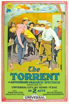 'The Torrent' (1915) ...
