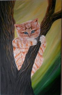 krynabijoux: Pisoiul meu roscat:)Animalul meu de companie:) Nu ... Art Deco, Cats, Gatos, Cat, Kitty, Art Decor, Kitty Cats