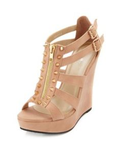 1ed80d6cf3f You can find these cute shoes at Charlotte Russe right now for  25 with .12  shipping  ).