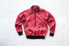 adidas Originals x Barbour Roubarb Luxury Jacket - Red - Sneaker Politics