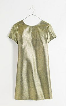 Shimmer dress--party perfect.