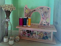 costurero maquina de coser mdf - Buscar con Google