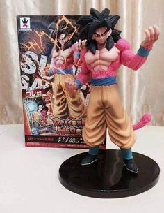 32cm Msp Dragon Ball Z Figure Toy Vegeta Super Saiyan Master Stars Piece Dbz Model Dolls Aesthetic Appearance Toys & Hobbies