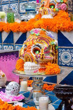 Day of the Dead - Mexico, Oaxaca www.recipetineats.com