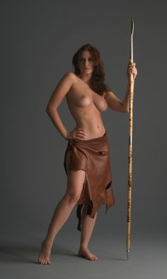 Artist Reference | Figure Study | Barbarian Warrior - 9 by mjranum-stock.deviantart.com on @deviantART