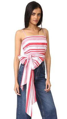 MDS Stripes Everything Top - sewing inspiration