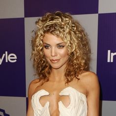 """Tight Curls and Steep Layers Attention all curly-hair types: This is your cut. And don't be afraid to go big, like Annalynne McCord does. """"Getting it big with a diffuser is what's fun about it,"""" says Willhite. Ask for long and wispy (not blunt) layers using a slide-cutting technique. """"If you put too many layers at the top, it will get too curly—you want it to be softer around the face,"""" she says."""