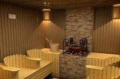 home spa design aroma sauna