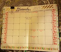 The Mosaic Mom: My Bullet Journal