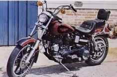 Harley Davidson FXS 80 Low Rider