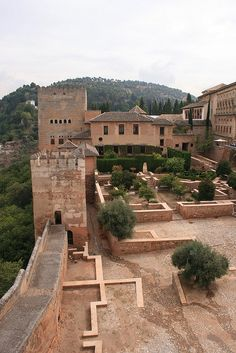 Granada Alhambra, Spain  Beautiful!!!