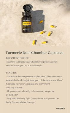 Essential Oil Tips & Tricks doTERRA® is the first company to combine CPTG® Turmeric essential oil an Turmeric Essential Oil, Turmeric Oil, Turmeric Extract, Best Nutrition Food, Best Diet Foods, Healthy Food, Proper Nutrition, Healthy Kids, Doterra Essential Oils