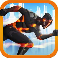 RunBot, the ultimate endless runner. Available on the App Store https://itunes.apple.com/es/app/runbot/id612857902?mt=8