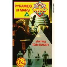 Doctor Who - Pyramids of Mars [1975] [VHS] [1963]