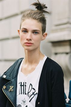 Originality is key in the world of modelling, hence UK Models have fallen for Harmony Boucher.