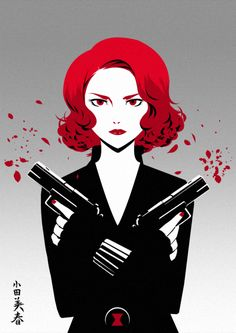 Natalia ROMANOVA (BLACK WIDOW) | Marvel Fan ART