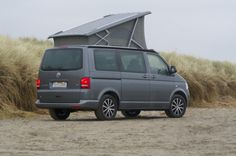 Volkswagen California main rear