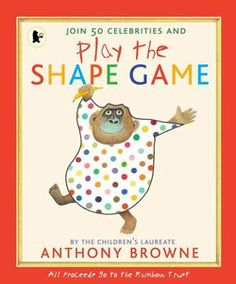 Amazing children's illustrator Anthony Browne - Play the Shape Game Anthony Browne, Jacqueline Wilson, Michael Rosen, Shape Games, Kids Workshop, My Dad, Illustrators, Art Projects, Rainbow