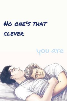I'm sorry but even if you don't ship Johnlock this is just too cute not to post <3