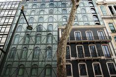 Reablitação de edifícios antigos. Hotel.