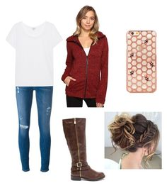 """""""Fall Fashion"""" by dancer0202 ❤ liked on Polyvore featuring Frame, Splendid and O'Neill"""