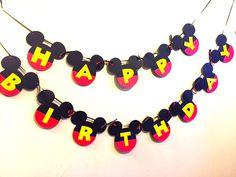 Cumpleaños de Mickey Mouse Mickey Mouse por KelsDynamicParties