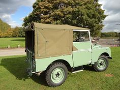 1950 Land Rover Series I - Silverstone Auctions