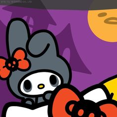 to this shining star, ! If Chococat is your favorite character, be sure to vote for him in the Sanrio, Halloween 2, Shining Star, Mickey Mouse, Hello Kitty, Disney Characters, Fictional Characters, Happy Birthday, Kawaii