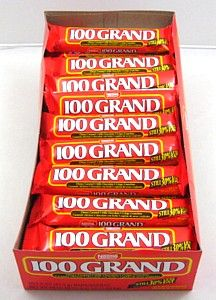 Image detail for -100 Grand Candy Bar | MonsterMarketplace.com