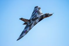 Avro Vulcan   Designed by Roy Chadwick - the man responsible…   Flickr