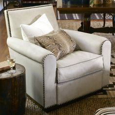 Colorado Club Chair - Furniture - Products - Products - Ralph Lauren Home - RalphLaurenHome.com