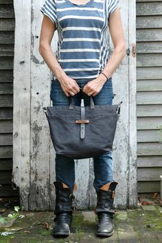 Nice canvas bag