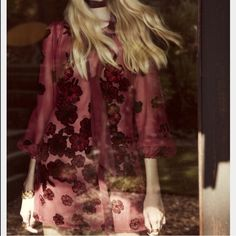 For Love & Lemons Heather mini dress Like new! I think it's just a tad short for me...comes with the original slip. Would consider trade for ISO or other FL&L. For Love and Lemons Dresses