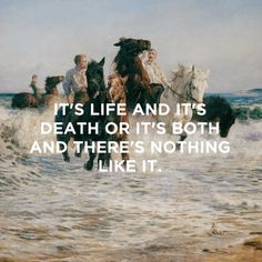 Find images and videos about art, quote and life on We Heart It - the app to get lost in what you love. Hot Pants, Diego Brando, The Scorpio Races, Johnny Joestar, Jm Barrie, Racing Quotes, The Magnificent Seven, Captive Prince, Maggie Stiefvater