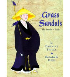 A simple retelling of the travels of 17th century Japanese poet, Basho, across his island homeland. The book includes examples of the haiku verses he composed.