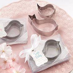 custom love birds theme cutter cheap wedding favors EWFH014 as low as $3.10
